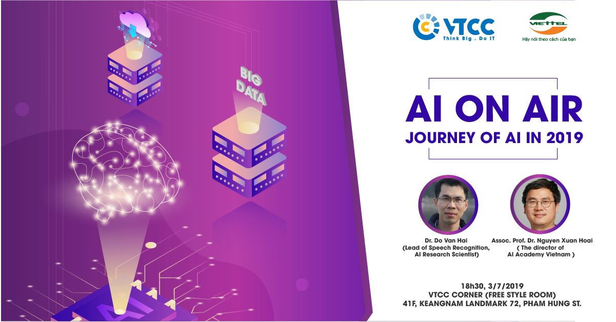 AI On Air: Journey Of AI In 2019