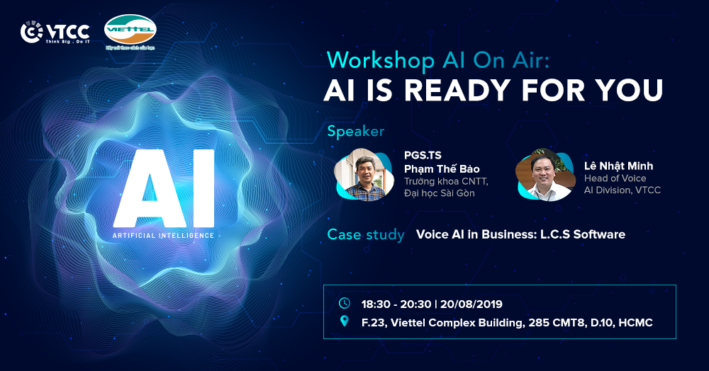 AI on Air: AI Is Ready For You