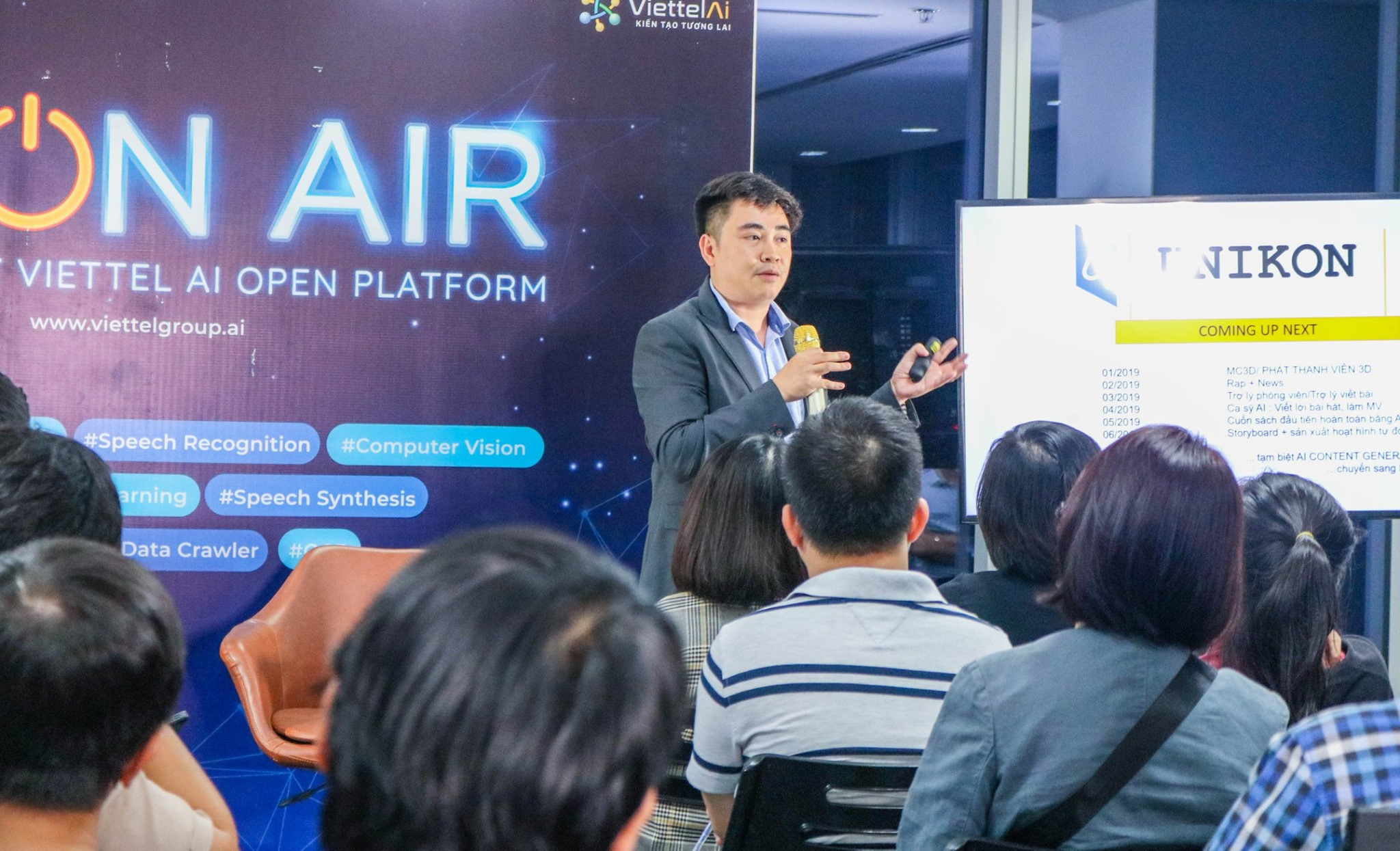 AI ON AIR: How Big Data and AI are Connected – Lan toả tri thức việt